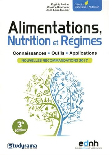 Alimentations, nutrition et rgimes