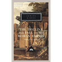 The Decline and Fall of the Roman Empire. Vol 1-3