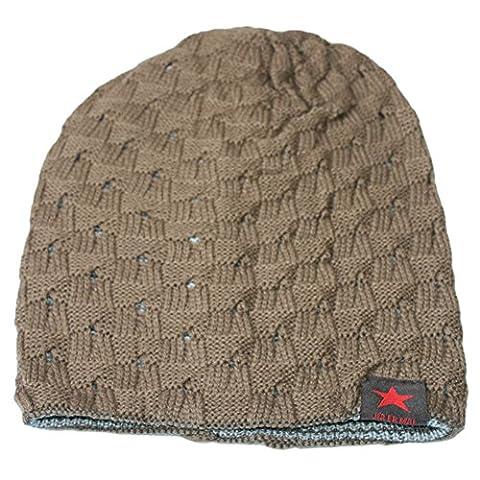 VLUNT® Bonnet beanie cap Adulte ski hat winter hat Slouch