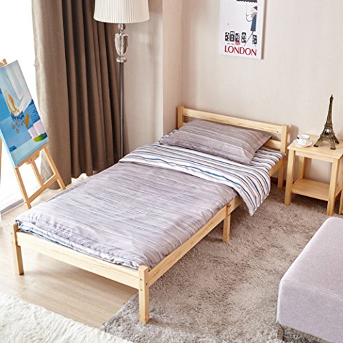 single-bed-frame-greenforest-3ft-small-wooden-beds-of-pine-color-for-kids-furniture-or-guest-room