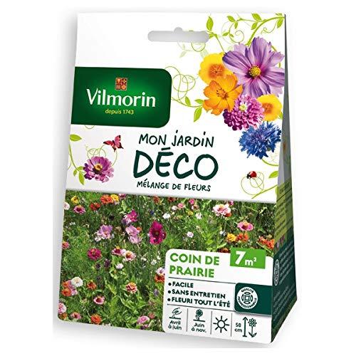 Vilmorin - Sachet graines Mélange de fleurs Coin de Prairie 7m2