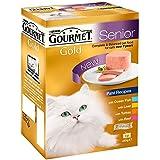 Gourmet Gold Senior Pate Selection 12x85g