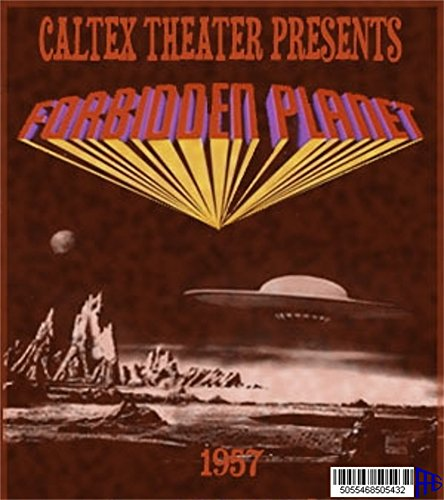 an-enhanced-mp3-cd-audio-radio-show-caltex-radio-theater-the-forbidden-planet-with-the-original-grea