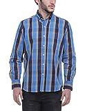 FASH-A-HOLIC Blue Casual Shirt (F-126-Bl...