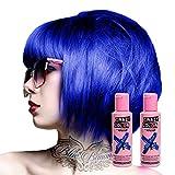 X2 Tinte Capilar Semi-Permanente Crazy Color 100ml (Sky Blue - Azul)