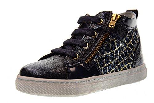 NERO GIARDINI chaussures de sport junior A722511F / 200 (23/26) OR BLEU