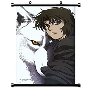Wolf's Rain Anime Fabric Wall Scroll Poster (16 x 26) Inches