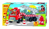 Ecoiffier Toy Fire Engine Large Model