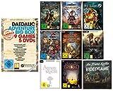 Adventure Big Box (9 Games, 5 DVDs)