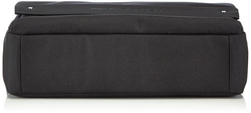 Porsche Cargon 2.5 MessengerBag FM, Sacs bandoulière Gris - Grau (dark grey 802)