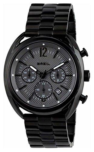 Breil Reloj Cronógrafo para Hombre de Cuarzo con Correa en Acero Inoxidable TW1664