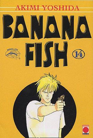 Banana Fish, Tome 14 :