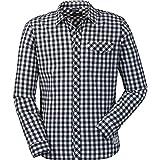 Schöffel Herren Shirt Miesbach2 Hemd, Ebony, 46