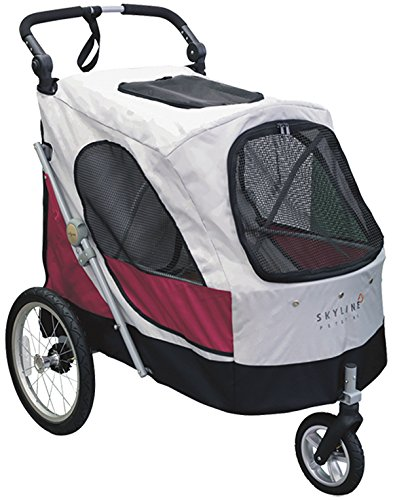 Produktbild bei Amazon - Aventura XL Pet Stroller