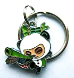 HALDER League of Legends - Panda Teemo - 2cm Anhänger - keychain Figur fanartikel support adc afk ap skin merchandise lol schlüsselanhänger