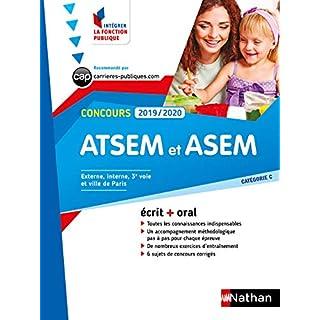 concours ATSEM et ASEM 2019-2020 - Cat C (CONCOURS ADMINISTRATIFS t. 16) (French Edition)