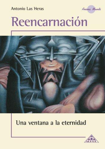 Reencarnación (Anima Mundi) por Antonio Las Heras