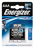 Energizer Ultimate Lithium Micro AAA 1,5V (2 Stück)
