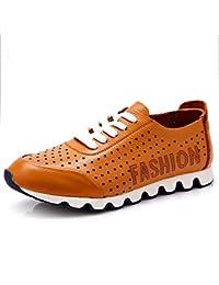 Sandalias Antideslizantes para Hombre con Zapatos de Playa al Aire Libre (24.0-25.5)