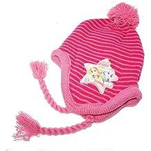 6d37e4a6050 Nickelodeon Pat Patrouille Bonnet péruvien Fille - Fushia
