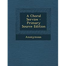 Choral Service