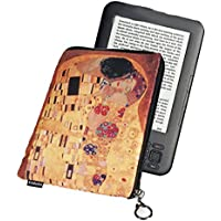 "Fridolin 19516"" Klimt - The Kiss Case for 7-Inch eBook Reader preiswert"