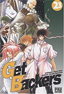 Get Backers Edition simple Tome 23