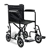Best Wheelchairs - Superworth Ultra Lightweight Wheelchair Folding Comfortable Portable Transit Review