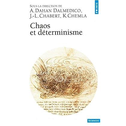 Chaos et déterminisme (SCIENCES)