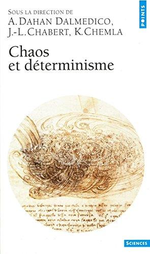 Chaos et déterminisme (SCIENCES) par Collectif