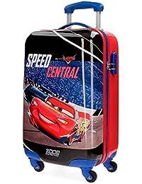 Disney Cars Central Equipaje Infantil, 55 cm, 33 litros