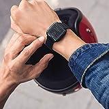 Fitbit Versa Health & Fitness Smartwatch, schwarz, One Size, FB505GMBK-EU