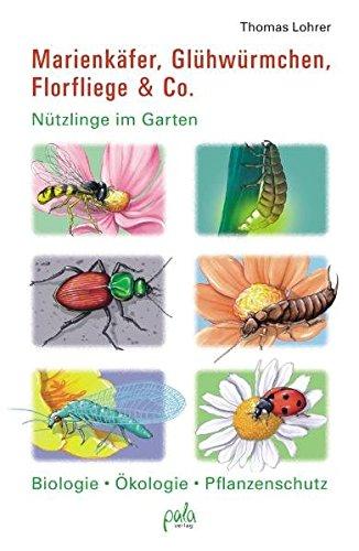 Marienkäfer, Glühwürmchen, Florfliege & Co.: Nützlinge im Garten Biologie, Ökologie, Pflanzenschutz - Bauern-garten