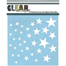 Clear Scraps cssmstars6 Plantillas, ...
