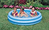Intex 59416 Planschbecken 3 Ring Pool Kinderpool 114 x 25 cm