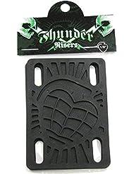 Thunder Risers x2 Black 1/8 Inch