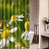 chenjing custom Duschvorhänge Wasserdichter Stoff Polyestergarn Vorhängefür Duschen 48 × 72