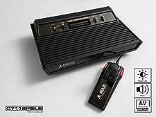 Atari 2600 Darth Vader mit AV Umbau und exkl. Joystick