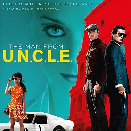 Man From U.N.C.L.E [Vinyl LP]