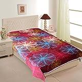 Jaipuri PolyCotton printed Single Bedshe...