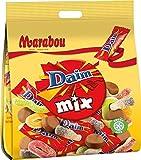 Marabou Daim Mix - Original Schwedisch Verschiedene Süßigkeiten 200g
