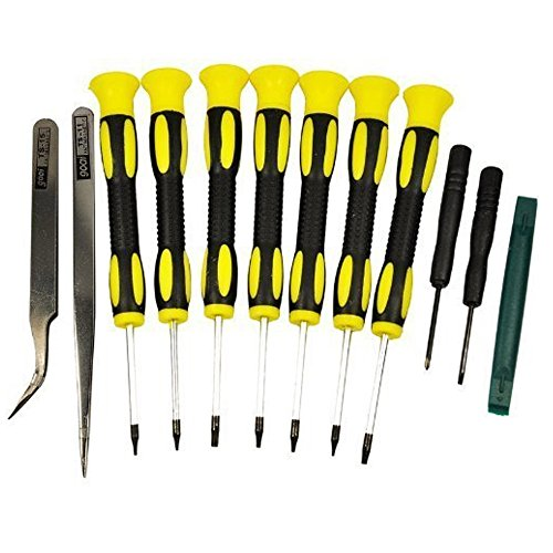 acenix-12-pcs-tool-repair-kit-precision-screw-driver-set-torx-flat-head-safe-plying-prying-pry-tool-