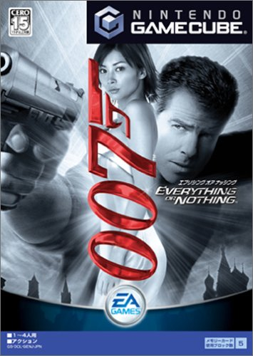 James Bond 007: Everything or Nothing [JP Import]