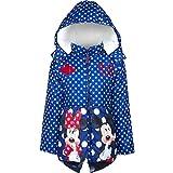 Disney Minnie Mouse Winterjacke lang Longjacke Jacke für Kinder, Art. 7004, dunkelblau, Gr. 104