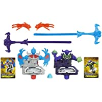 Beyblade Shogun Steel BeyWarriors Earth vs. Sky Element by Beyblade