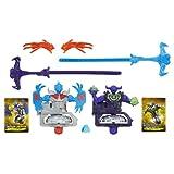 Hasbro Beyblade Shogun Steel Beywarriors Earth VS. Sky Element 2-pack