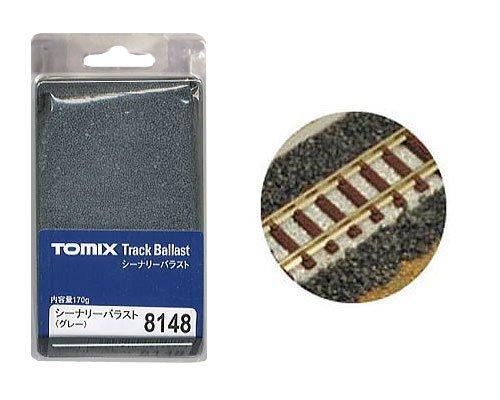 TOMIX Spur N 8148 Landschaft Vorschaltgerät (grau) -