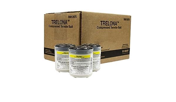 Dpd Trelona Case 24 Bait Cartridges Amazon Co Uk Garden Outdoors
