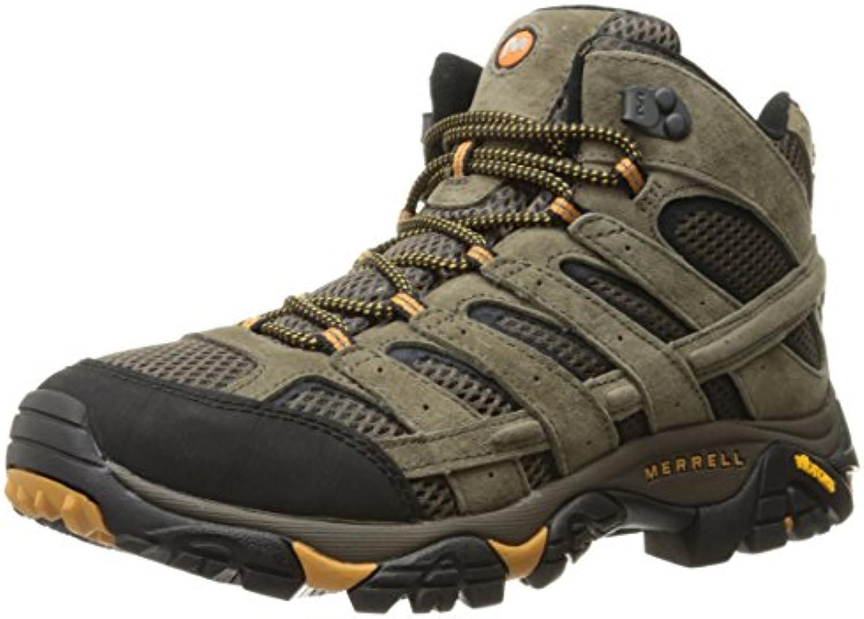 Merrell Moab 2 Mid Vent, Stivali Stivali Stivali da Escursionismo Alti Uomo | Grande Vendita Di Liquidazione  | Maschio/Ragazze Scarpa  ba65bc