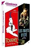 COFFRET comédies dramatiques 2 films : TOURNEE + LES NUITS D'ETE